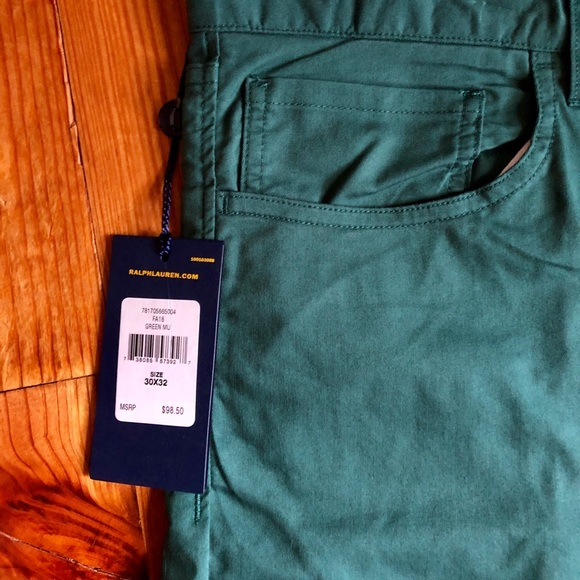 16209c0475 NEW Ralph Lauren Polo Golf Tailored Pants NWT